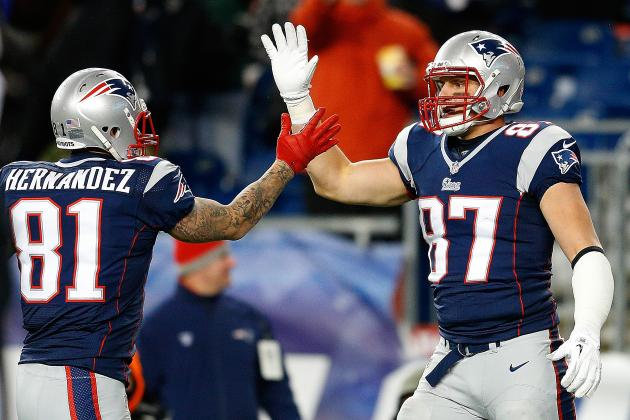 Tale of the Tape for Patriots' Biggest Question Mark Heading into Camp