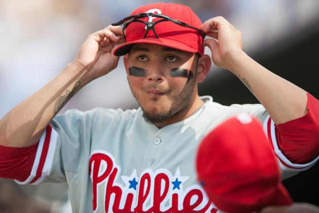 Galvis Optioned to Triple-a Lehigh Valley