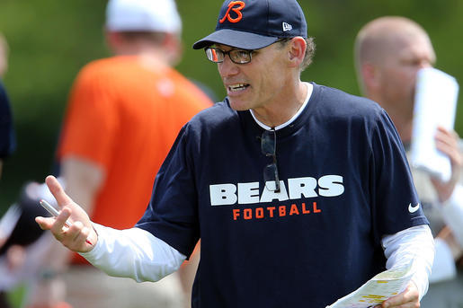 Bears' First Camp Practice Set for July 26