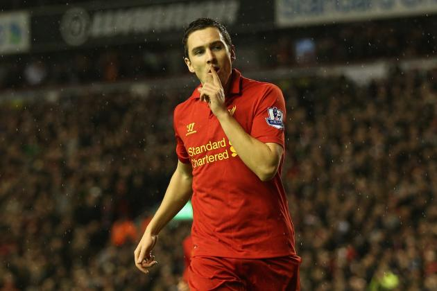 Is There a Future for Stewart Downing at Liverpool Football Club?