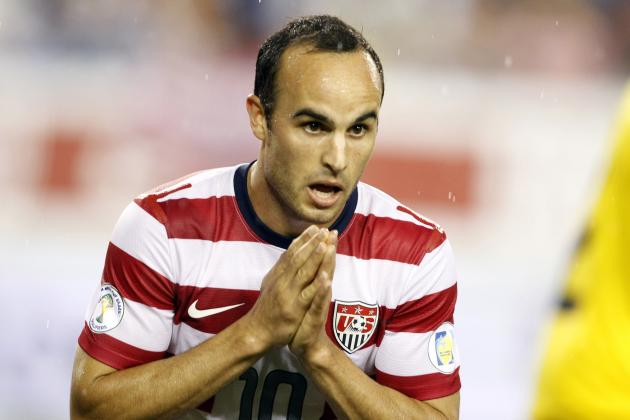 Gold Cup 2013: Why the USMNT Are Favorites to Triumph
