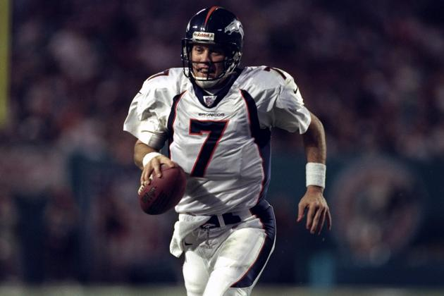The 53 Best Moments of John Elway's Career