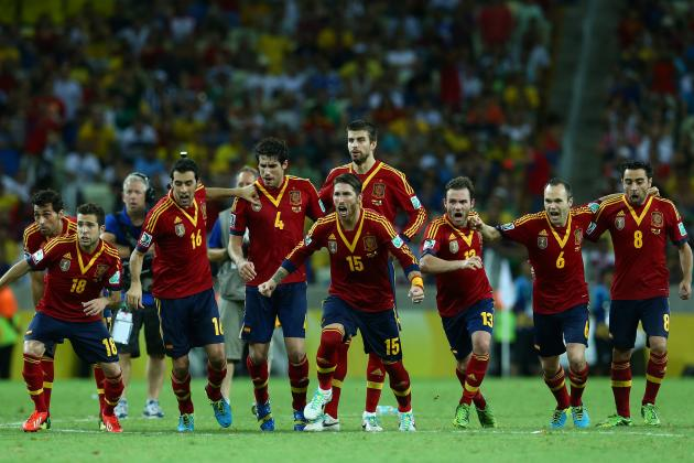 Brazil vs. Spain: Date, Start Time, Preview and More