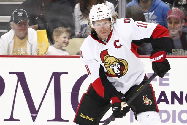 Alfredsson to Return for Another Season