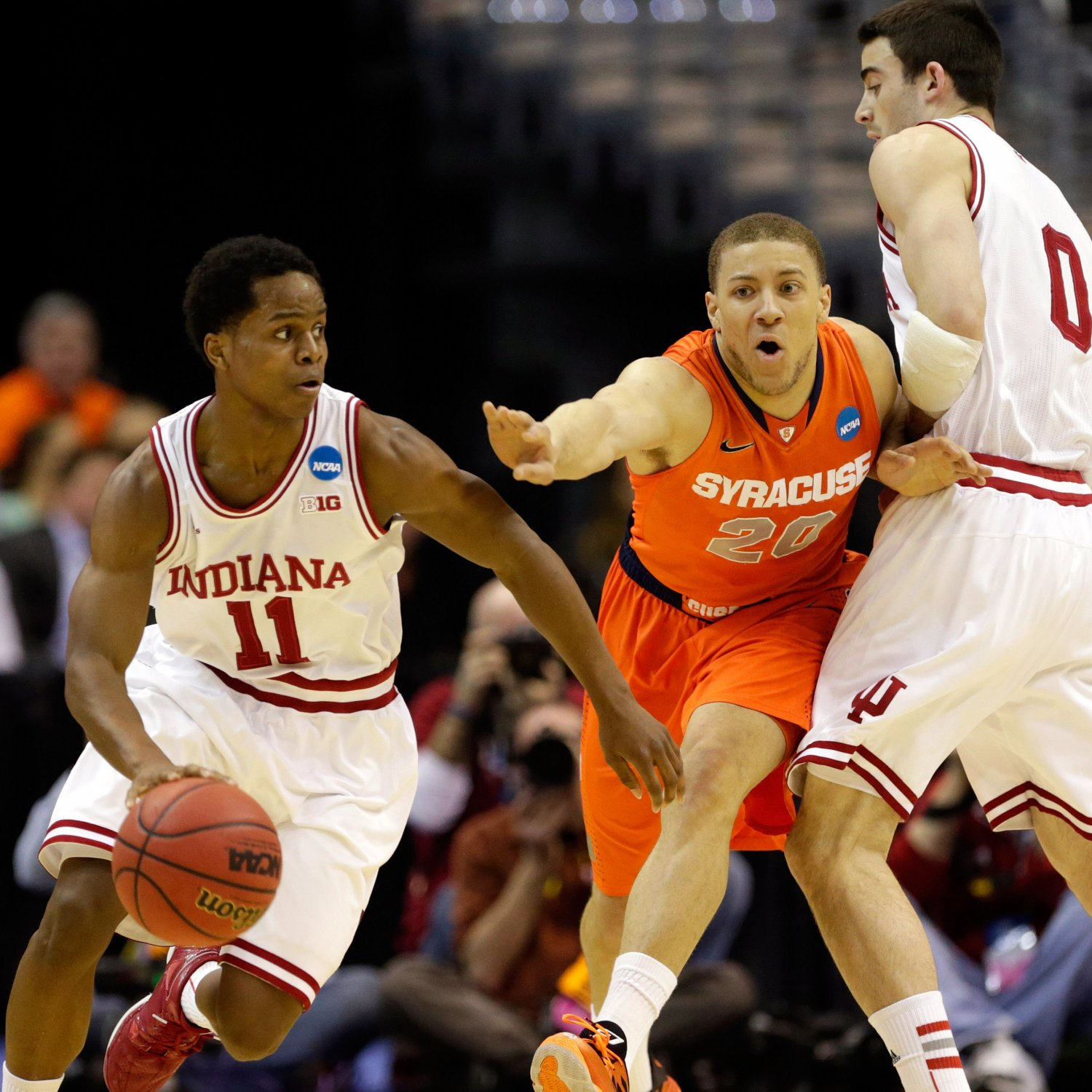Blazer Team Roster 2013: Indiana Basketball: Power Ranking The Players On The