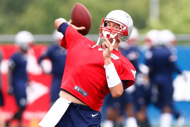 Brady Named No. 4 Player in League by NFL Network