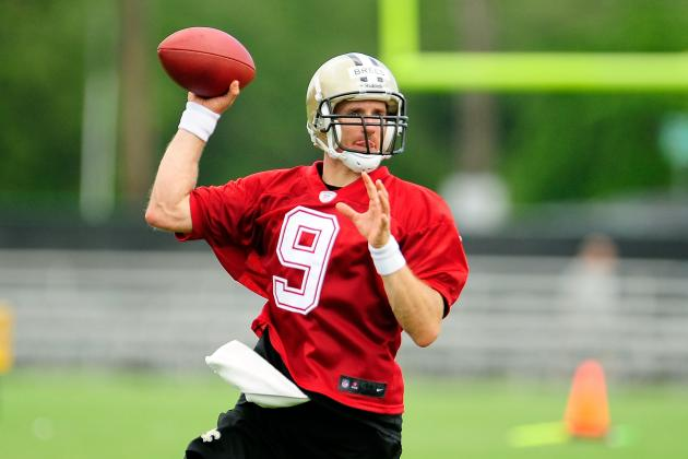 "Drew Brees: Saints Will ""re-Create Our Identity"" This Season"