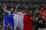 Watch: 'French' Fans Go to Town After Spurs' Pick