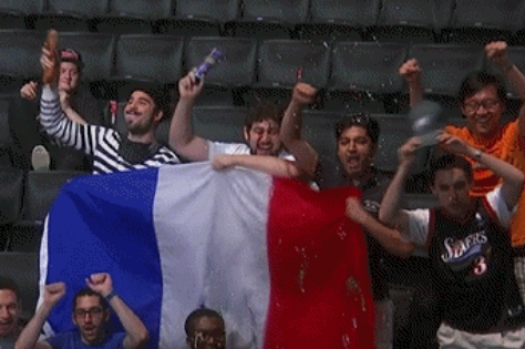 'French' Fans Go to Town After Spurs Select Livio Jean-Charles