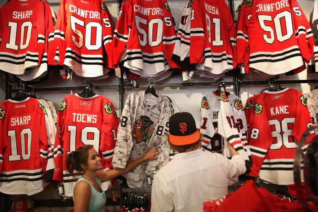 Blackhawks Faithful Plot Their Pilgrimages