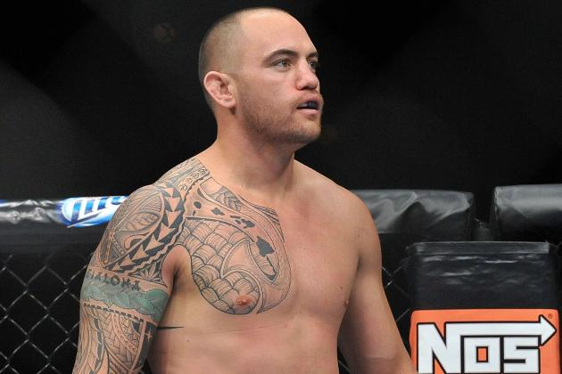 Travis Browne: Don't Complain About Pay Once You Sign the UFC Contract
