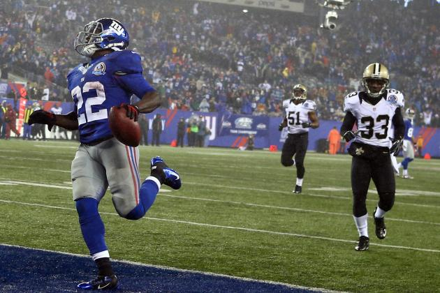 Fantasy Football:  Will David Wilson Blow Up in 2013?