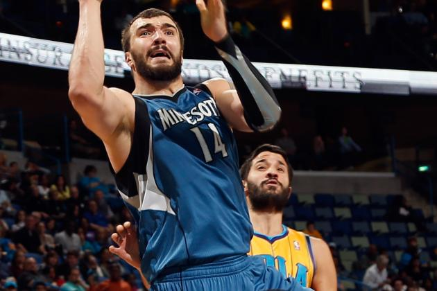 Report: Wolves Extend Qualifying Offer to Pekovic