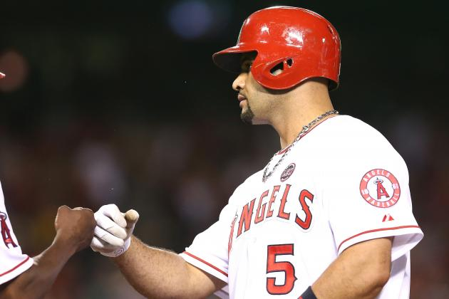 Albert Pujols Talks Cardinals, Says He's 'bitter' Toward Management