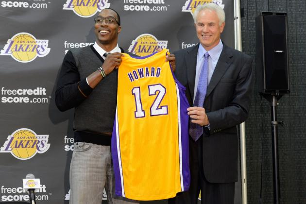Kupchak Optimistic About Howard Situation