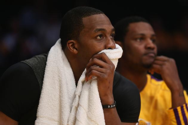 Lakers Say They Will Get Last Visit with Dwight Howard