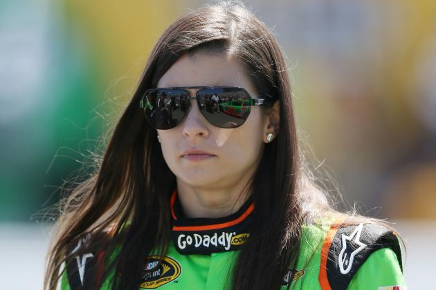 Kyle Petty Calls out Danica Patrick, Says She's Not a Race Car Driver