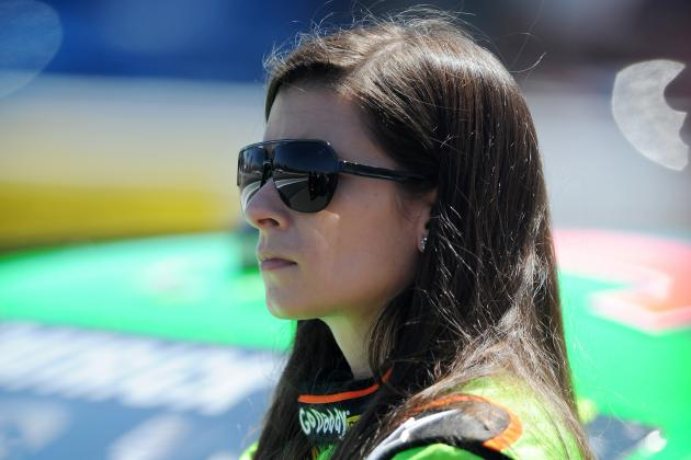 Danica 91st Among Most Powerful Celebs