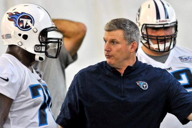 Titans to Open Doors to a Dozen Training Camp Workouts
