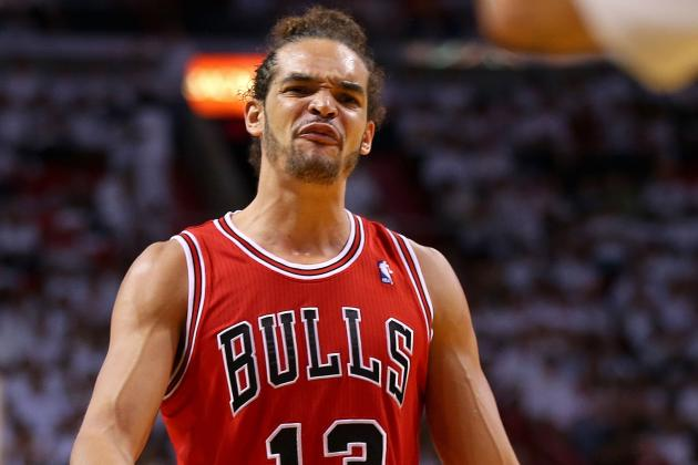 Joakim Noah Is MVP of Steve Nash's Soccer Game