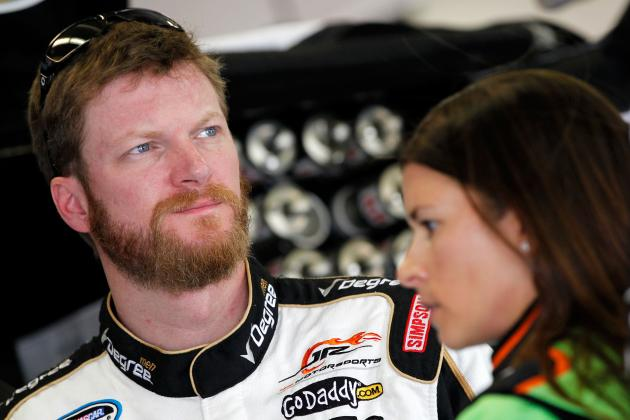 Junior Disagrees with Kyle Petty on Danica