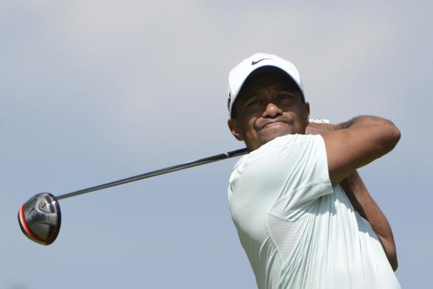How Much Will Tiger Woods' Elbow Injury Affect Him at the British Open?