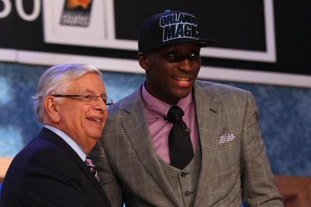 2013 NBA Draft Picks: Projecting the 2013 All-Rookie 1st Team