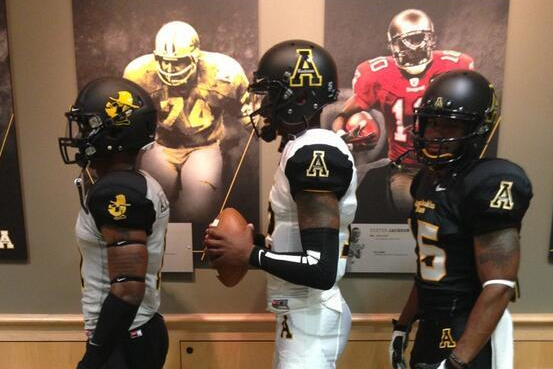 Appalachian State Football: New 2013 Uniforms (PHOTO)