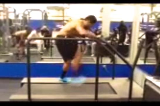 Arizona Cardinals Rookie Receiver Robert Gill Clocks Blazing Speed on Treadmill