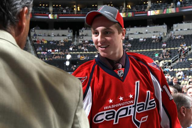 '13 NHL Draft Not as Exciting for Caps