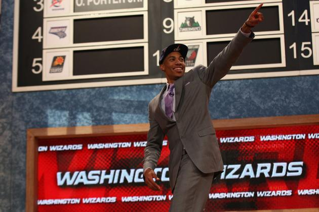 Porter's versatility, attitude wow Wizards