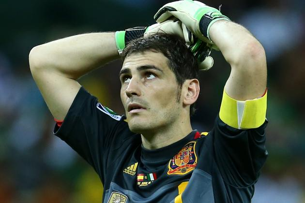 Casillas: I Considered Leaving