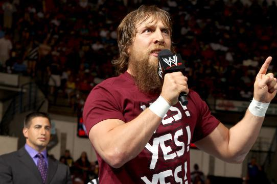Report: Vince McMahon Lacks Faith in Daniel Bryan?