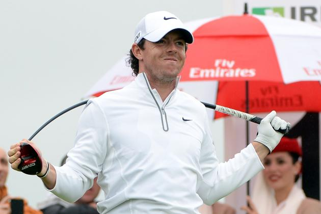 Rory McIlroy Misses Cut at the Irish Open on European Tour