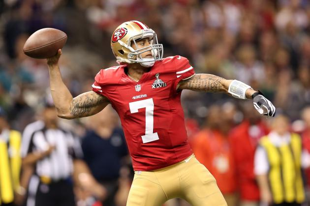 49ers Blog and Q Kaepernick: A Body That Doesn't Know Rest Never Craves It