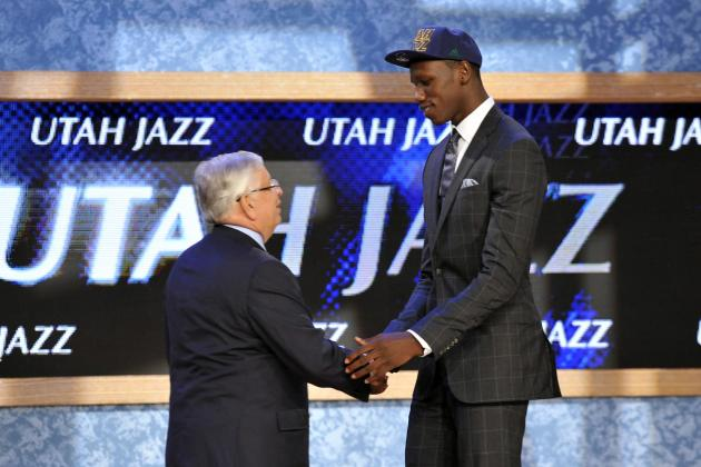 Debate: How Would You Grade the T-Wolves' 2013 NBA Draft?