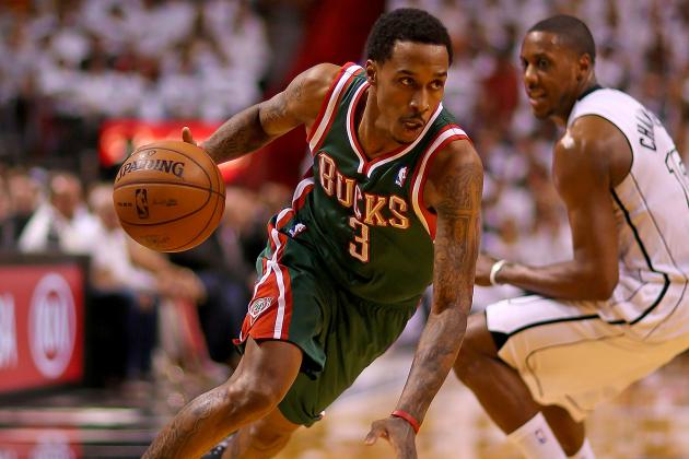 Bucks Make Qualifying Offer to Brandon Jennings