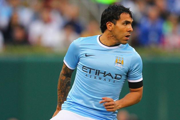 Tevez Warned He Faces Jail by Going Back to Court to Tackle Community Service