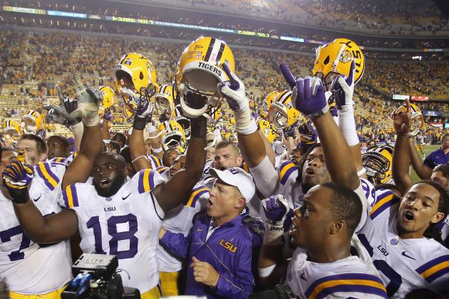 No Georgia or South Carolina for LSU in 2014