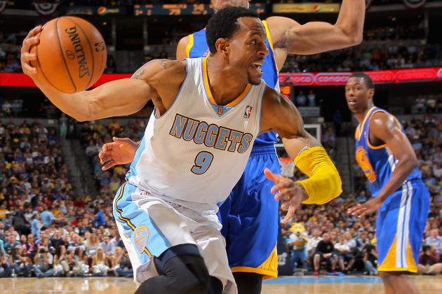 Andre Iguodala Makes It Official, Opts Out of Denver Contract