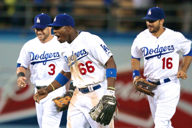 How the Los Angeles Dodgers Have Gone from Laughingstock to NL West Contender