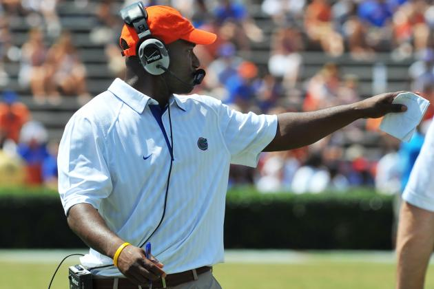 Florida's Defensive Backs Coach, Travaris Robinson, Gets a $60,000 Raise