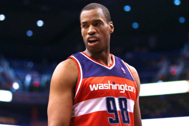 NBA Rumors: Brooklyn Nets Interested in Signing Free Agent Center Jason Collins