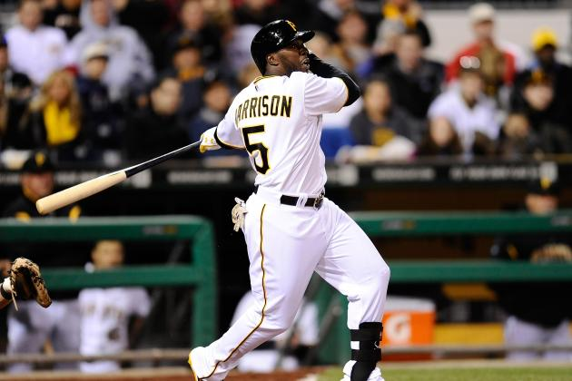 Pirates Recall INF Harrison