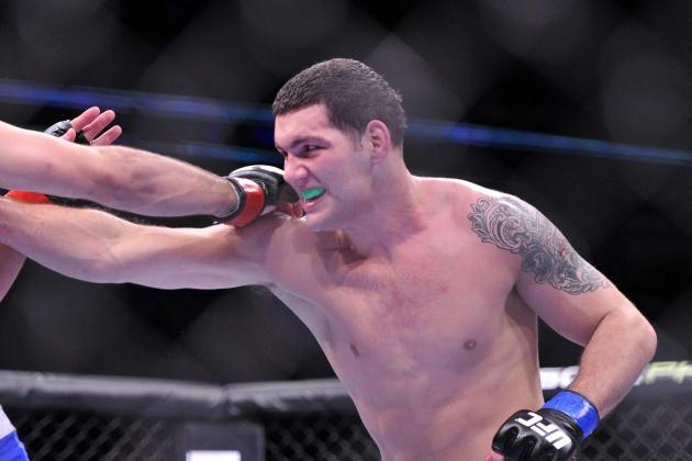 UFC 162: Are Fans Starting to Doubt Weidman's Ability to Defeat Silva?
