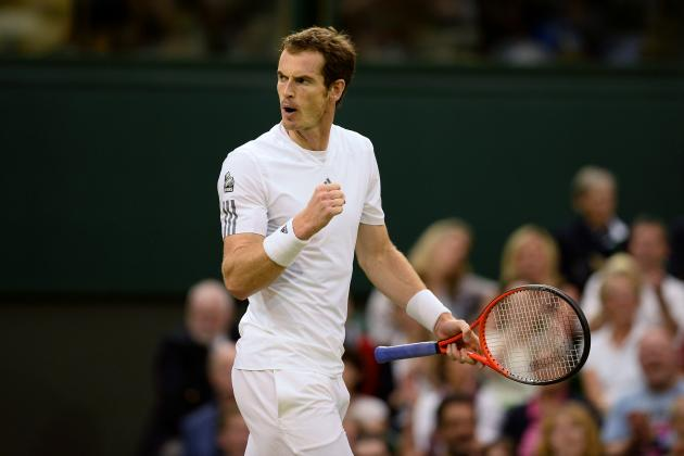 Wimbledon Results 2013: Day 5 Scores, Highlights and Recap