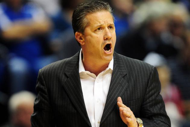 Four Wildcats Projected to Be 2014 NBA Draft Lottery Picks