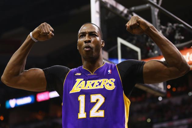 Before Signing Dwight Howard, L.A. Lakers Should Learn from Amar'e Stoudemire