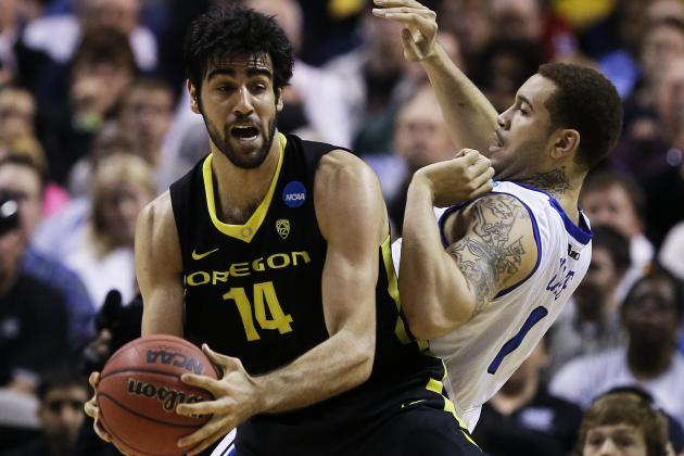Oregon's Arsalan Kazemi drafted in second round by Wizards, traded to 76ers