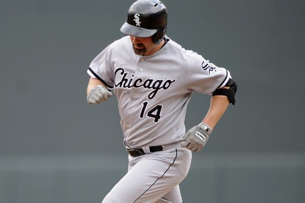 Konerko Could Be Headed to DL After MRI